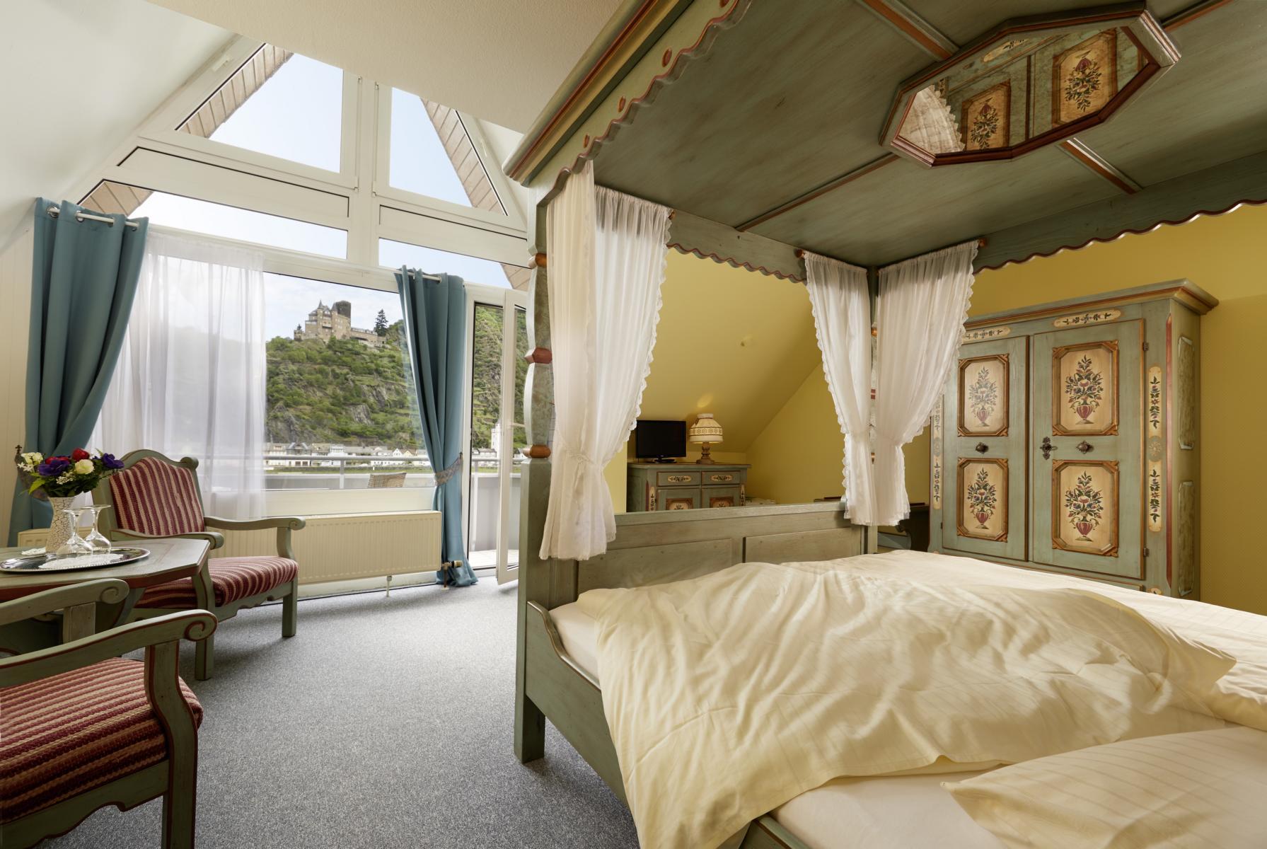 Hotel Rheinperle Urlaub In St Goar